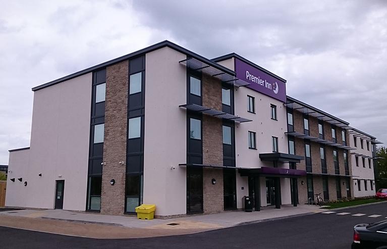 Premier Inn Wells